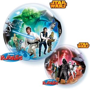 MYLAR BULLE STAR WARS