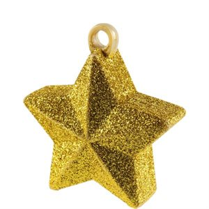 GLITTER STAR BALLOON WEIGHT