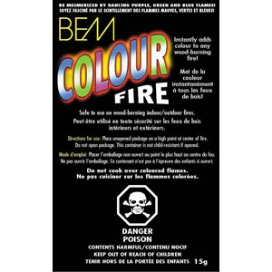 FEUX D'ARTIFICE - BEM COLOUR FIRE