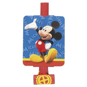 Mirlitons Mickey Mouse 8/PQT