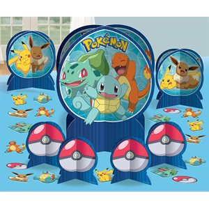 POKEMON (TM) TABLE CENTERPIECE KIT