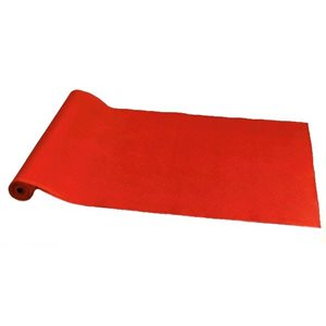 Tapis rouge Hollywood 24 po. x 15 pi.