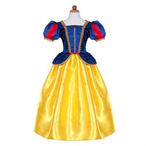 DELUXE SNOW WHITE GOWN - SIZE 5-6