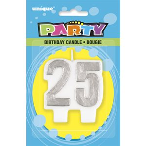 CANDLE 25TH