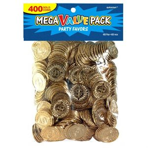 MEGA VALUE PACK FAV GOLD COINS