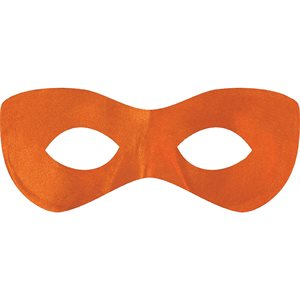 MASQUE DE SUPER HERO - ORANGE