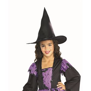 HAT-WITCH CHILD SIZE