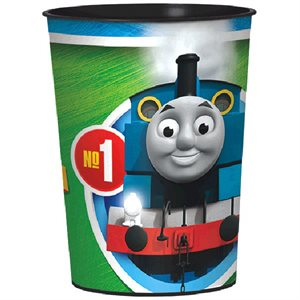 FAVOR CUP 16 OZ. - THOMAS ALL ABOARD