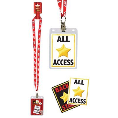 VIP PARTY PASS