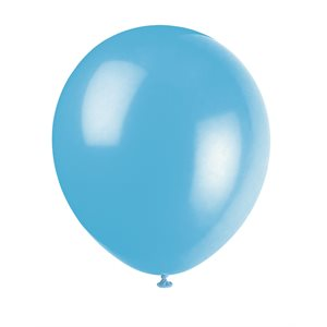 12'' LATEX BALLOONS 72CT - TEAL