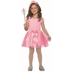 ENSEMBLE DE PRINCESSE ROSE