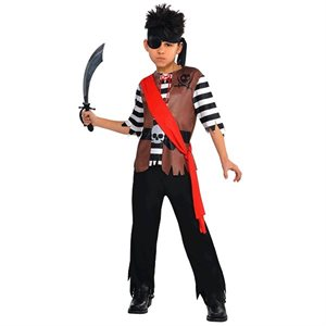 Pirate enfant M 8-10