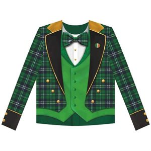 CHANDAIL ST-PATRICK HOMME (SM/MD)