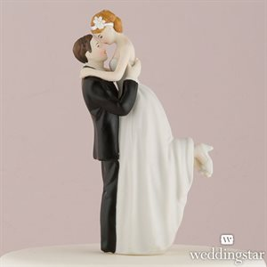 Figurine couple marié romance