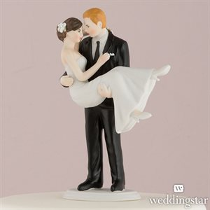 Swept Up In His Arms Figurine