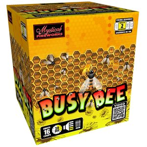 FIREWORKS - BUSY BEE