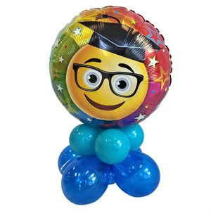 WEIGHT - BALLOONS BASE WITH GRADUATION FOIL BALLOON