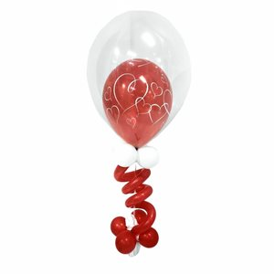 MONTAGE - DOUBLE-BULLE LATEX ST-VALENTIN
