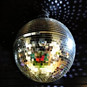 BOULE MIROIR-DISCO - LOCATION