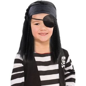 PERRUQUE DE PIRATE - ENFANT