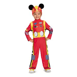 MICKEY MOUSE TOUT-PETIT (S) (2T) - MICKEY COURSE