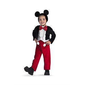 MICKEY MOUSE DELUXE (XS) (3T-4T)