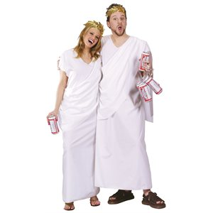 TOGA TOGA ONE SIZE ADULT COST.