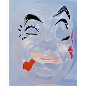 MASQUE TRANSPARENT
