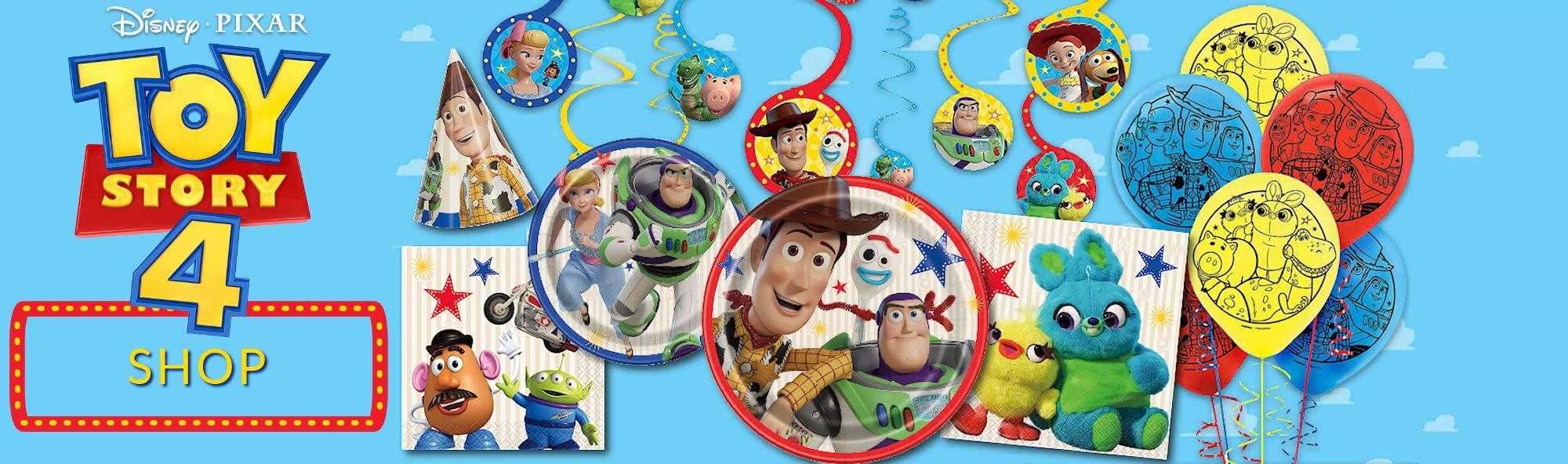 Shop - Toy Story 4